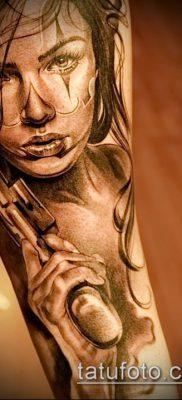 Фото тату в стиле Чикано – 05062017 – пример – 129 Tattoo in the style of Chicano