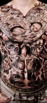 Фото тату в стиле Чикано – 05062017 – пример – 130 Tattoo in the style of Chicano