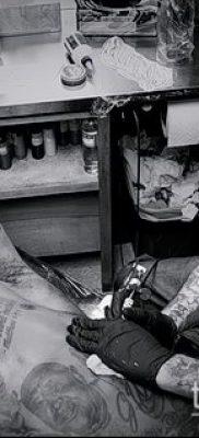 Фото тату в стиле Чикано – 05062017 – пример – 132 Tattoo in the style of Chicano