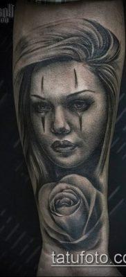 Фото тату в стиле Чикано – 05062017 – пример – 134 Tattoo in the style of Chicano