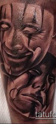 Фото тату в стиле Чикано – 05062017 – пример – 136 Tattoo in the style of Chicano