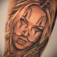 Значение тату в стиле «Чикано»