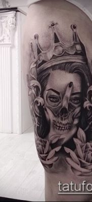 Фото тату в стиле Чикано – 05062017 – пример – 138 Tattoo in the style of Chicano