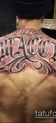 Фото тату в стиле Чикано – 05062017 – пример – 139 Tattoo in the style of Chicano