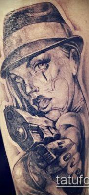 Фото тату в стиле Чикано – 05062017 – пример – 146 Tattoo in the style of Chicano