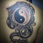 Фото тату знак - 23062017 - пример - 062 Tattoo sign symbol_tatufoto.com