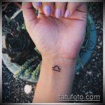 Фото тату знак - 23062017 - пример - 067 Tattoo sign symbol_tatufoto.com