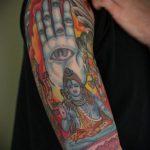 Фото тату знак - 23062017 - пример - 076 Tattoo sign symbol_tatufoto.com
