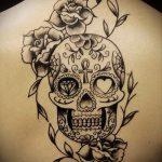 Фото тату знак - 23062017 - пример - 094 Tattoo sign symbol_tatufoto.com