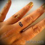 Фото тату знак - 23062017 - пример - 096 Tattoo sign symbol_tatufoto.com