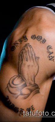 Фото тату руки молитва – 12062017 – пример – 145 Tattoo hands prayer