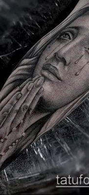 Фото тату руки молитва – 12062017 – пример – 166 Tattoo hands prayer