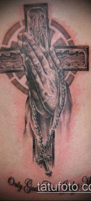 Фото тату руки молитва – 12062017 – пример – 168 Tattoo hands prayer