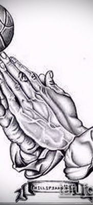 Фото тату руки молитва – 12062017 – пример – 186 Tattoo hands prayer