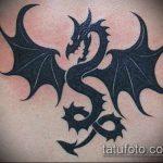 черное тату №777 - классный вариант рисунка, который удачно можно использовать для переделки и нанесения как черное тату аниме