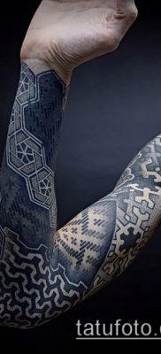 Фото этнические тату – 17062017 – пример – 005 Ethnic photo tattoos