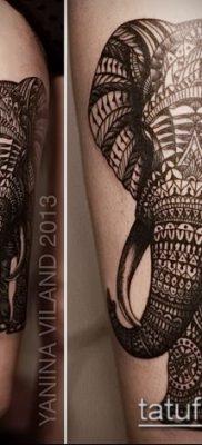Фото этнические тату – 17062017 – пример – 015 Ethnic photo tattoos
