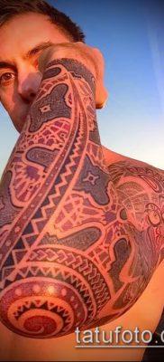 Фото этнические тату – 17062017 – пример – 035 Ethnic photo tattoos