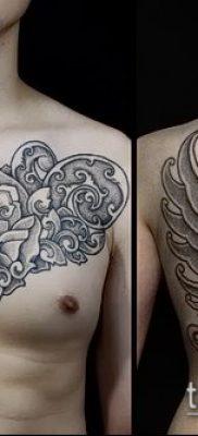 Фото этнические тату – 17062017 – пример – 064 Ethnic photo tattoos