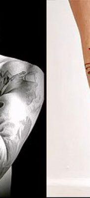 Фото этнические тату – 17062017 – пример – 074 Ethnic photo tattoos