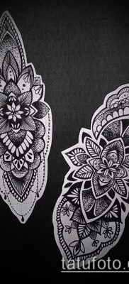 Фото этнические тату – 17062017 – пример – 075 Ethnic photo tattoos