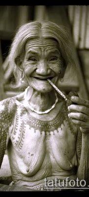 Фото этнические тату – 17062017 – пример – 076 Ethnic photo tattoos