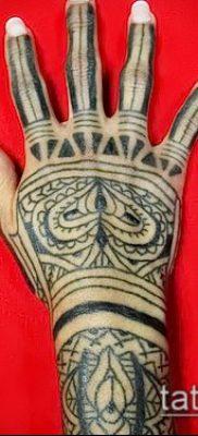 Фото этнические тату – 17062017 – пример – 083 Ethnic photo tattoos
