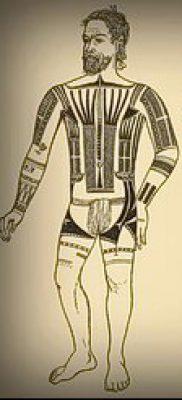 Фото этнические тату – 17062017 – пример – 114 Ethnic photo tattoos