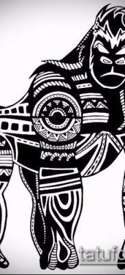 Фото этнические тату – 17062017 – пример – 116 Ethnic photo tattoos