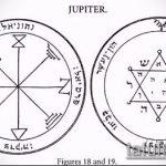ЭСКИЗ ТАТУ ЗВЕЗДА ДАВИДА №403 - достойный вариант рисунка, который успешно можно использовать для переделки и нанесения как тату звезда давида на локте