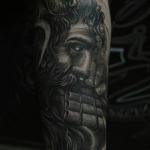 Tattoo Русак - фото примеров готовых работ - тату салон Москва 1