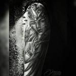 Tattoo Русак - фото примеров готовых работ - тату салон Москва 2