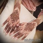 Фото Индийское мехенди - 20062017 - пример - 001 Indian mehendi_tatufoto.com
