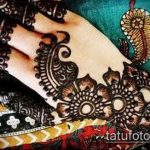 Фото Индийское мехенди - 20062017 - пример - 002 Indian mehendi_tatufoto.com