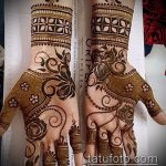 Фото Индийское мехенди - 20062017 - пример - 004 Indian mehendi_tatufoto.com