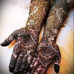 Фото Индийское мехенди - 20062017 - пример - 011 Indian mehendi_tatufoto.com