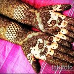 Фото Индийское мехенди - 20062017 - пример - 013 Indian mehendi_tatufoto.com