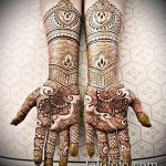 Фото Индийское мехенди - 20062017 - пример - 015 Indian mehendi_tatufoto.com