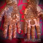 Фото Индийское мехенди - 20062017 - пример - 022 Indian mehendi_tatufoto.com