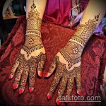 Фото Индийское мехенди - 20062017 - пример - 024 Indian mehendi_tatufoto.com
