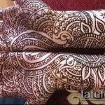 Фото Индийское мехенди - 20062017 - пример - 025 Indian mehendi_tatufoto.com