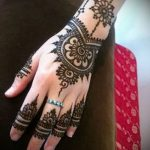 Фото Индийское мехенди - 20062017 - пример - 030 Indian mehendi_tatufoto.com