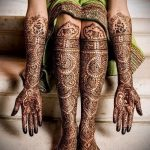 Фото Индийское мехенди - 20062017 - пример - 034 Indian mehendi_tatufoto.com