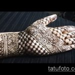 Фото Индийское мехенди - 20062017 - пример - 036 Indian mehendi_tatufoto.com