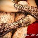 Фото Индийское мехенди - 20062017 - пример - 039 Indian mehendi_tatufoto.com