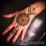 Фото Индийское мехенди - 20062017 - пример - 044 Indian mehendi_tatufoto.com