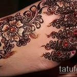 Фото Индийское мехенди - 20062017 - пример - 048 Indian mehendi_tatufoto.com