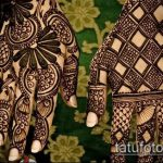 Фото Индийское мехенди - 20062017 - пример - 052 Indian mehendi_tatufoto.com