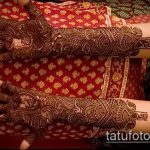 Фото Индийское мехенди - 20062017 - пример - 055 Indian mehendi_tatufoto.com