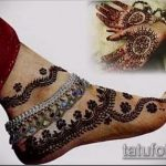 Фото Индийское мехенди - 20062017 - пример - 060 Indian mehendi_tatufoto.com